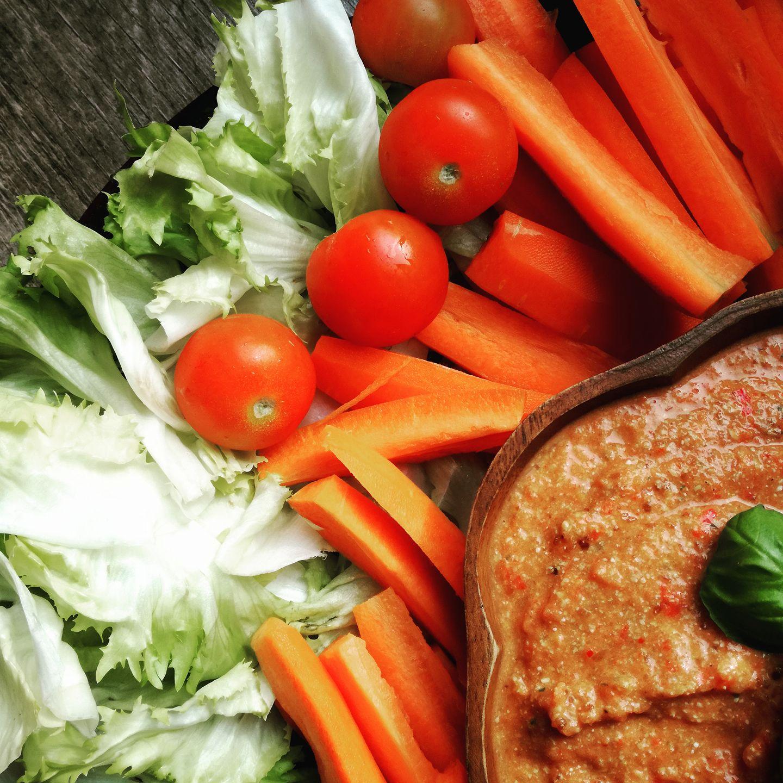 Gemüse-Dip – Der Klassiker