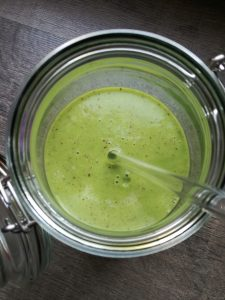 Spinat-Smoothie